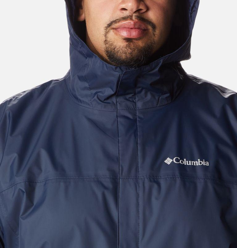 Watertight™ II Jacket | 464 | 6X Men's Watertight™ II Jacket - Big, Collegiate Navy, a2