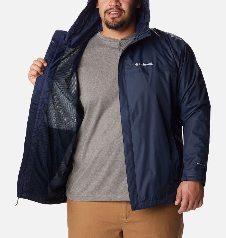 Watertight™ II Jacket | 464 | 6X Men's Watertight™ II Jacket - Big, Collegiate Navy, a3