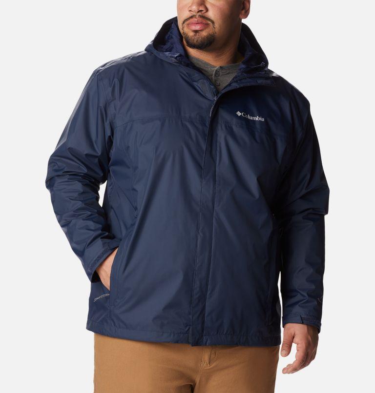 Watertight™ II Jacket | 464 | 6X Men's Watertight™ II Jacket - Big, Collegiate Navy, front