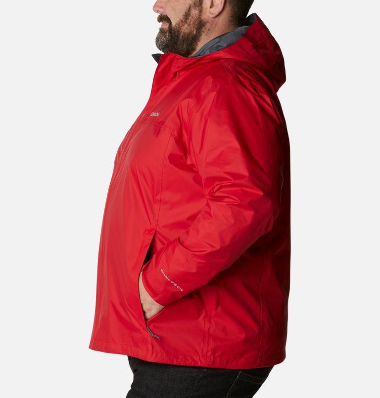 Watertight™ II Jacket | 613 | 3X Men's Watertight™ II Jacket - Big, Mountain Red, a1