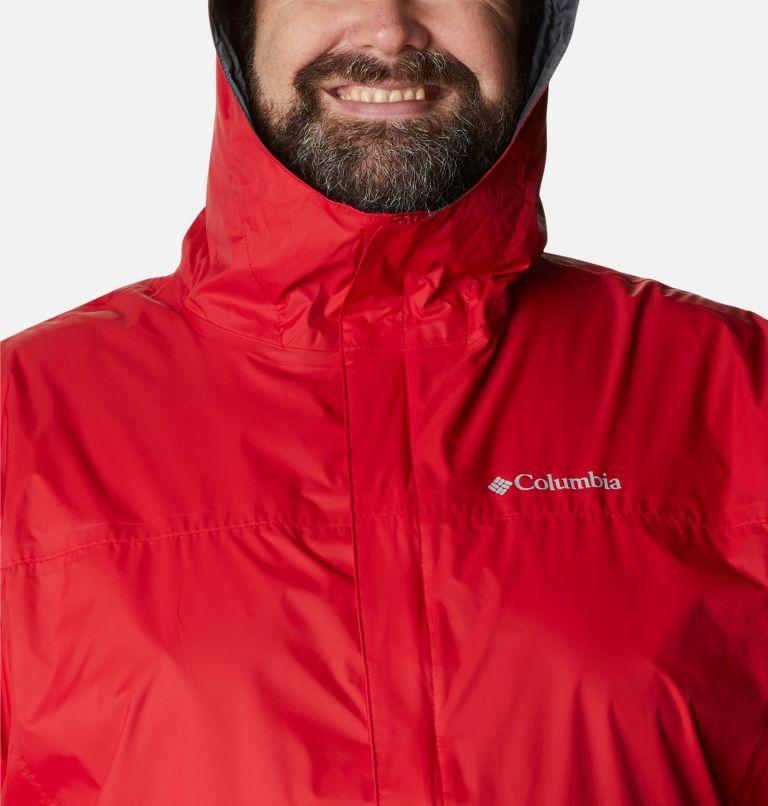 Watertight™ II Jacket | 613 | 3X Men's Watertight™ II Jacket - Big, Mountain Red, a2