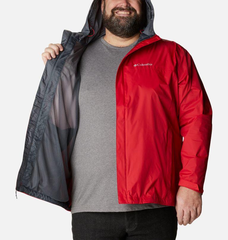 Watertight™ II Jacket | 613 | 3X Men's Watertight™ II Jacket - Big, Mountain Red, a3