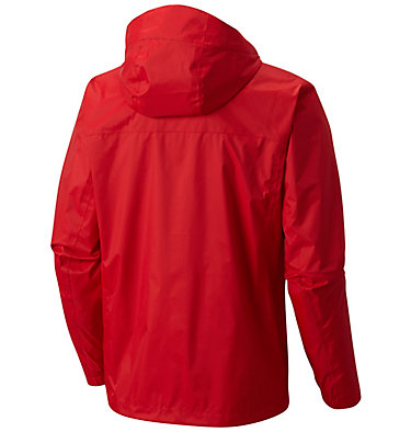 Men's Watertight™ II Jacket - Big Watertight™ II Jacket | 433 | 6X, Red Spark, back