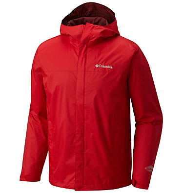 Manteau Watertight™ II pour homme – Taille forte Watertight™ II Jacket | 433 | 6X, Red Spark, front