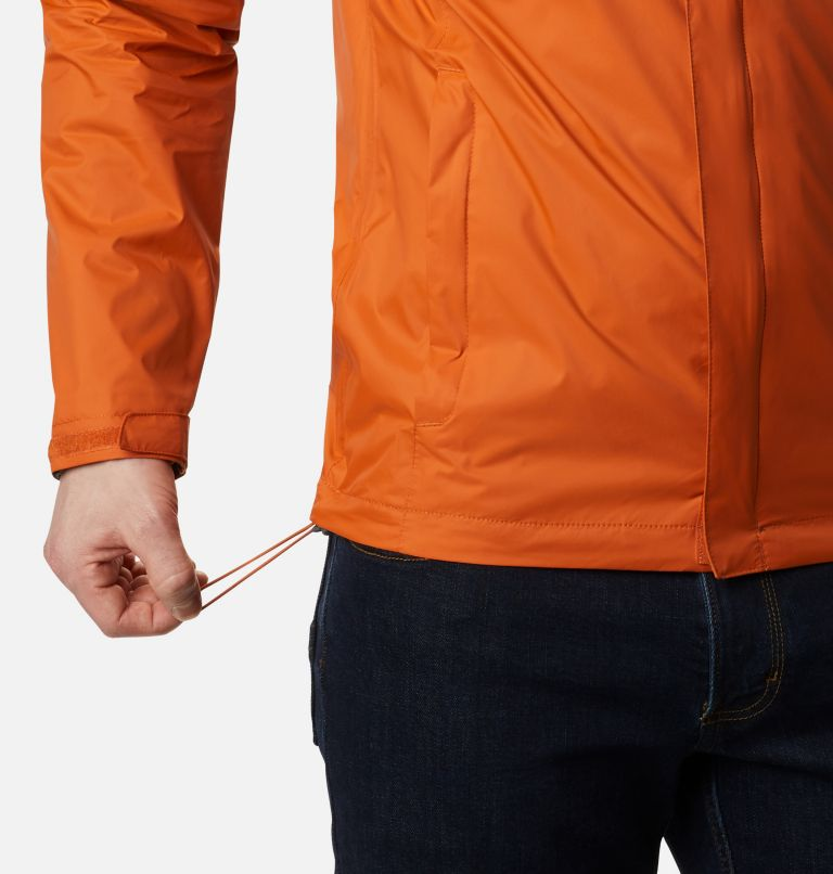 Watertight™ II Jacket | 820 | 1X Men's Watertight™ II Rain Jacket - Big, Harvester, a4