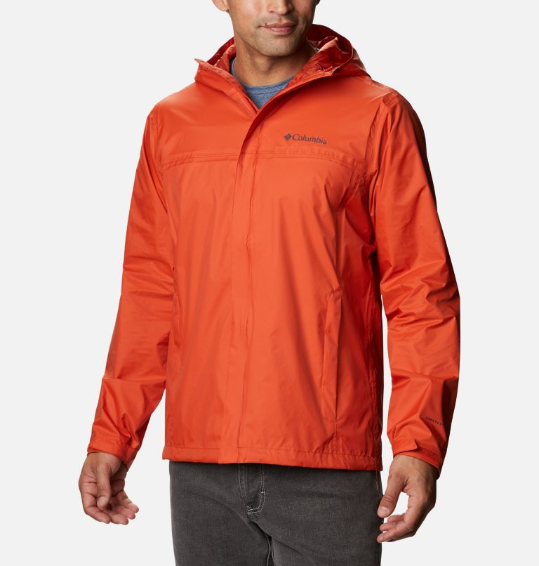 Manteau Watertight™ II pour homme – Taille forte Manteau Watertight™ II pour homme – Taille forte, front