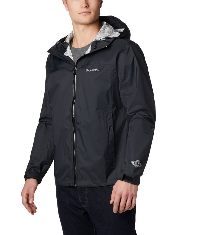 Men's EvaPOURation™ Omni-Tech™ Jacket - Tall Men's EvaPOURation™ Omni-Tech™ Jacket - Tall, front