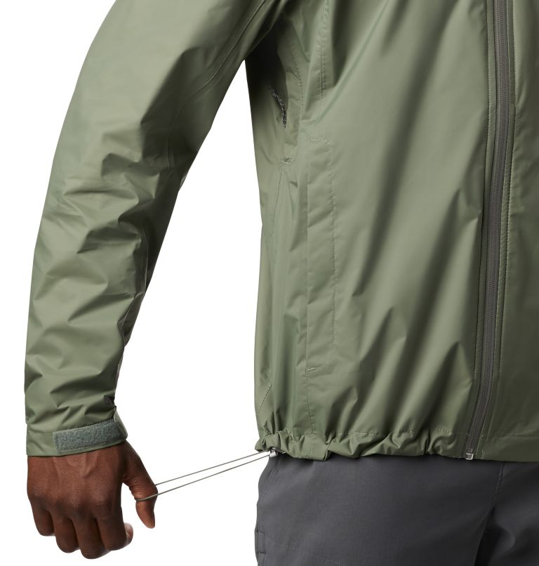 Men's EvaPOURation™ Omni-Tech™ Jacket - Tall Men's EvaPOURation™ Omni-Tech™ Jacket - Tall, a2