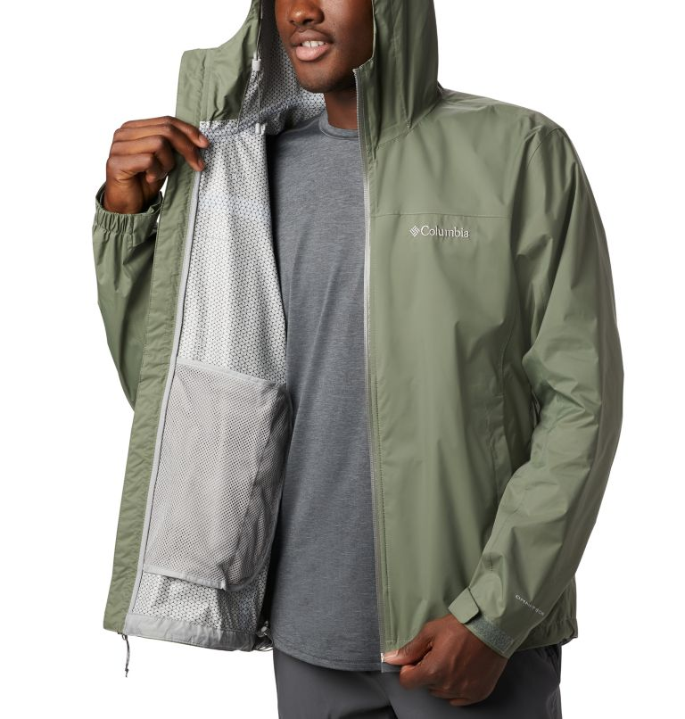 Men's EvaPOURation™ Omni-Tech™ Jacket - Tall Men's EvaPOURation™ Omni-Tech™ Jacket - Tall, a4