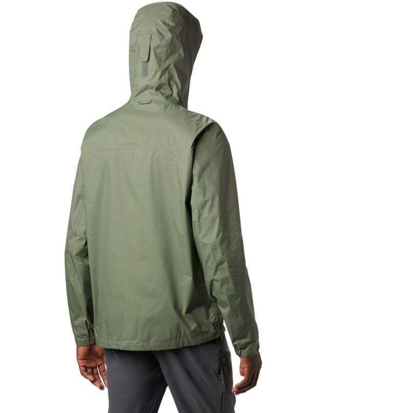 Men's EvaPOURation™ Omni-Tech™ Jacket - Tall Men's EvaPOURation™ Omni-Tech™ Jacket - Tall, back