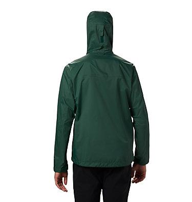 Men's EvaPOURation™ Omni-Tech™ Jacket - Tall EvaPOURation™ Jacket | 375 | 4XT, Rain Forest, back