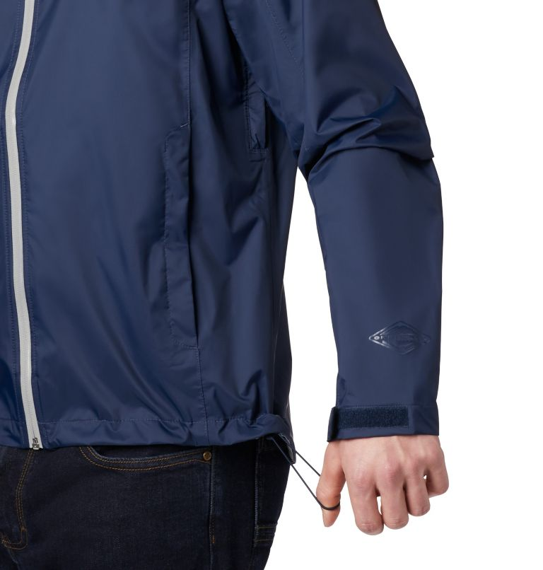 EvaPOURation™ Jacket | 465 | 4XT Men's EvaPOURation™ Omni-Tech™ Jacket - Tall, Collegiate Navy, a1