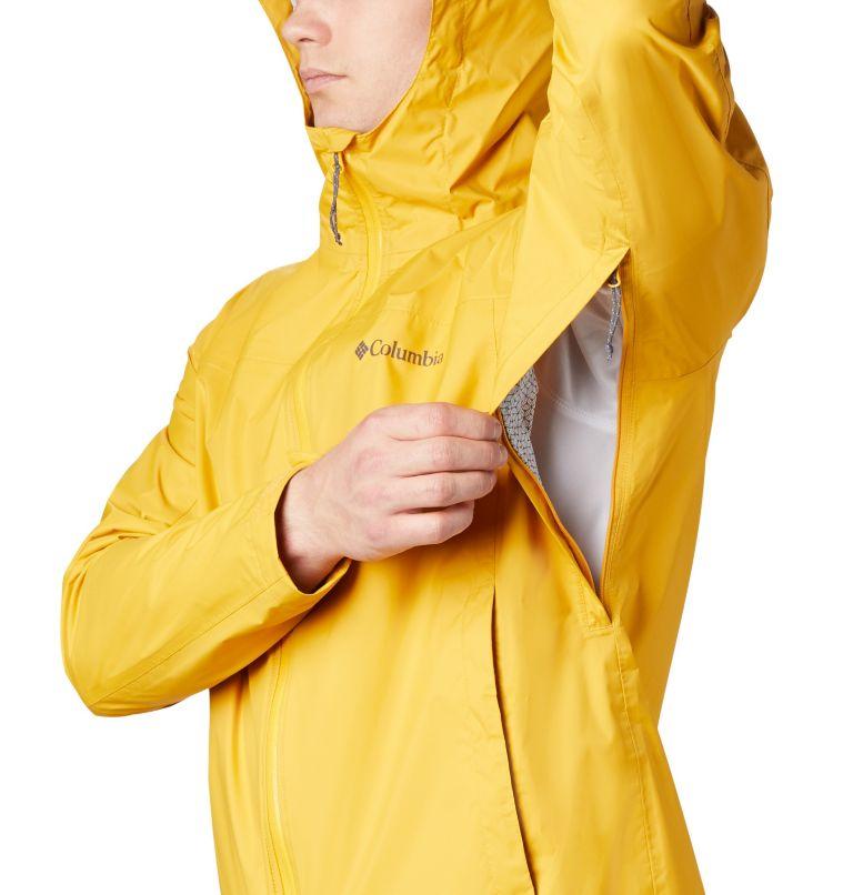 EvaPOURation™ Jacket | 790 | 3XT Men's EvaPOURation™ Omni-Tech™ Jacket - Tall, Bright Gold, a2