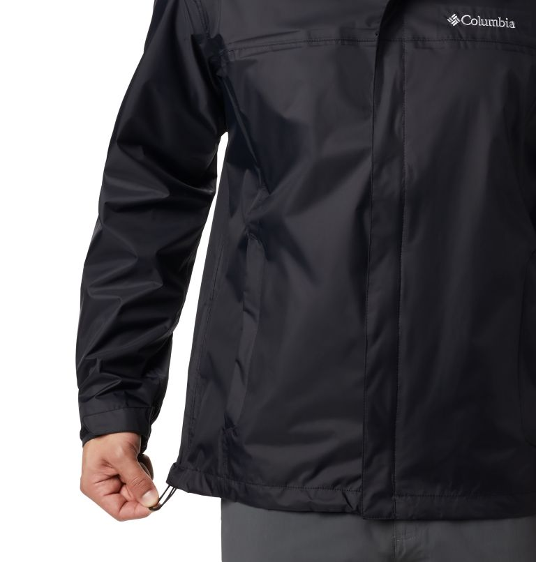 Watertight™ II Jacket   010   3XT Men's Watertight™ II Jacket - Tall, Black, a1