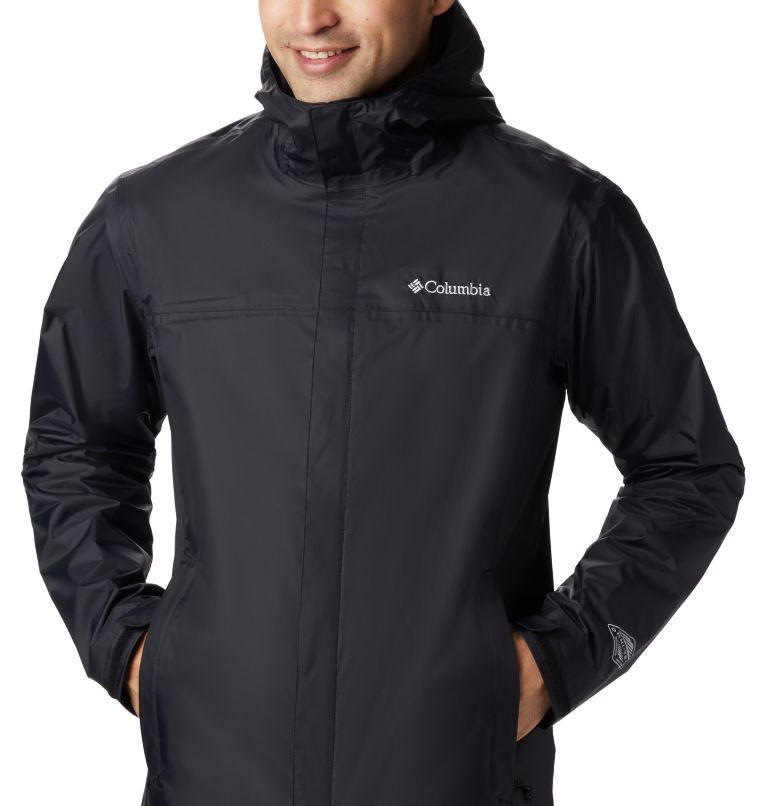 Watertight™ II Jacket | 010 | LT Men's Watertight™ II Jacket - Tall, Black, a3
