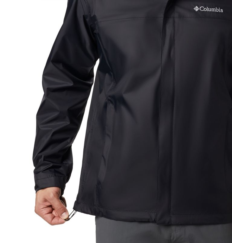 Watertight™ II Jacket | 010 | LT Men's Watertight™ II Jacket - Tall, Black, a4
