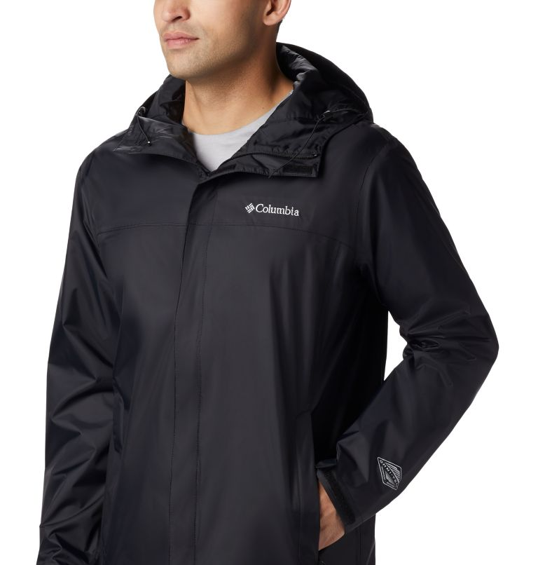 Watertight™ II Jacket | 010 | LT Men's Watertight™ II Jacket - Tall, Black, a5