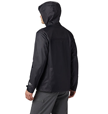 Manteau Watertight™ II pour homme – Grande taille Watertight™ II Jacket | 433 | 2XT, Black, back