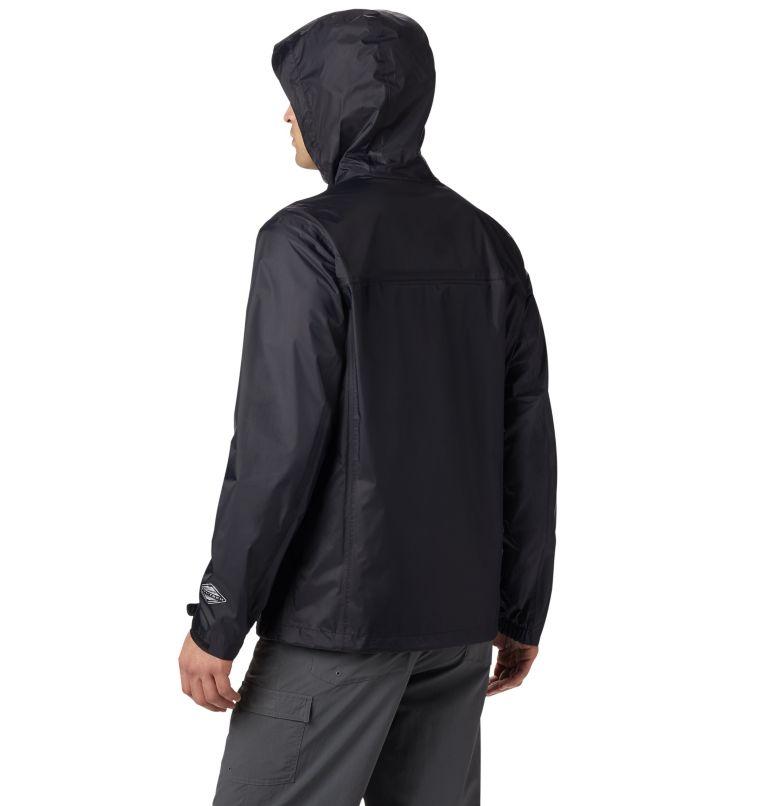 Watertight™ II Jacket   010   3XT Men's Watertight™ II Jacket - Tall, Black, back