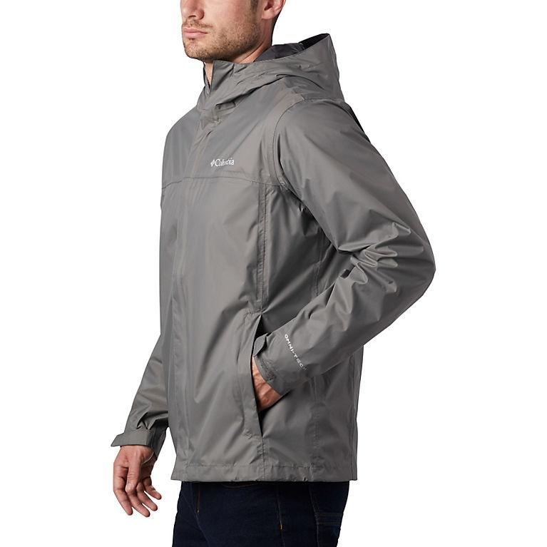Black Breathable Jacket XLT Zipper
