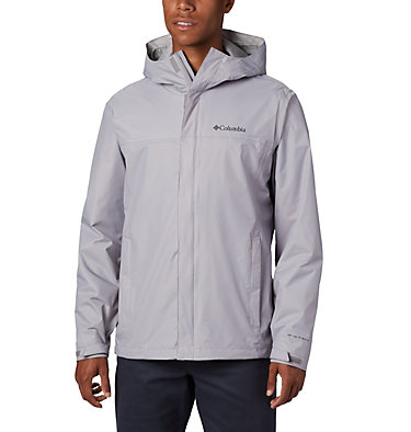 Men's Watertight™ II Jacket - Tall Watertight™ II Jacket | 433 | 2XT, Columbia Grey, front