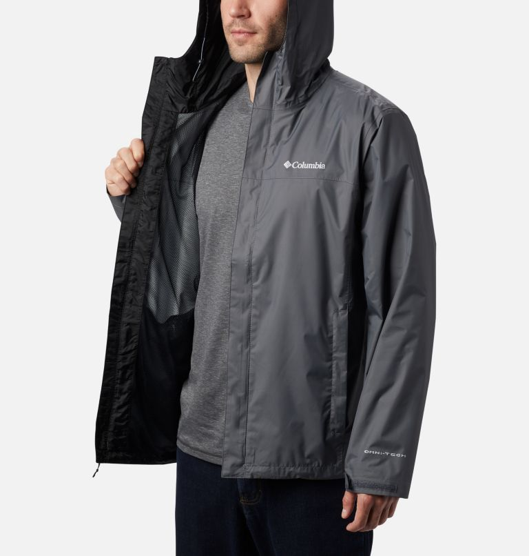 Watertight™ II Jacket | 053 | 2XT Men's Watertight™ II Jacket - Tall, Graphite, a2