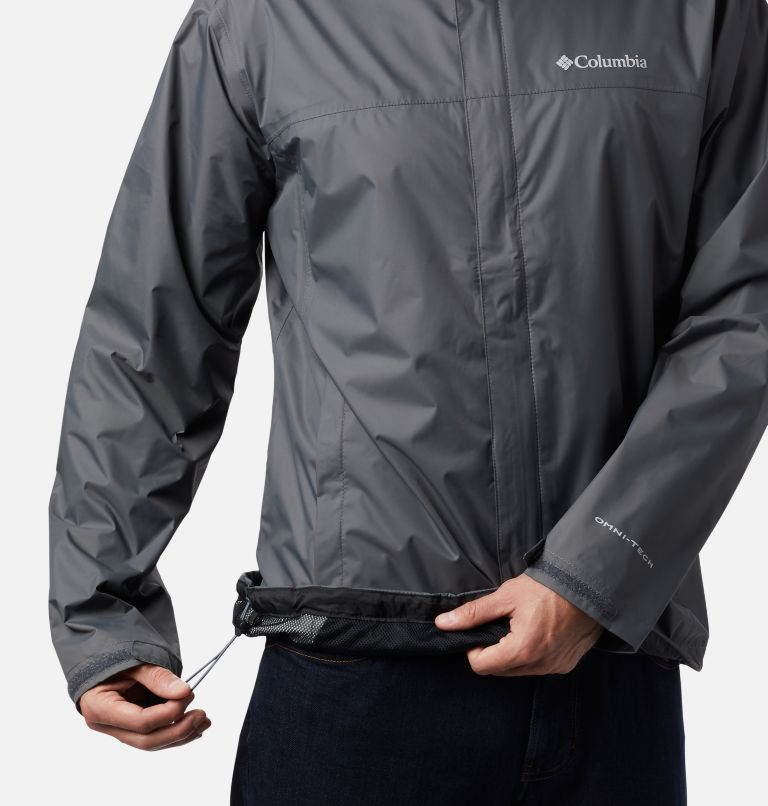 Watertight™ II Jacket | 053 | 2XT Men's Watertight™ II Jacket - Tall, Graphite, a3
