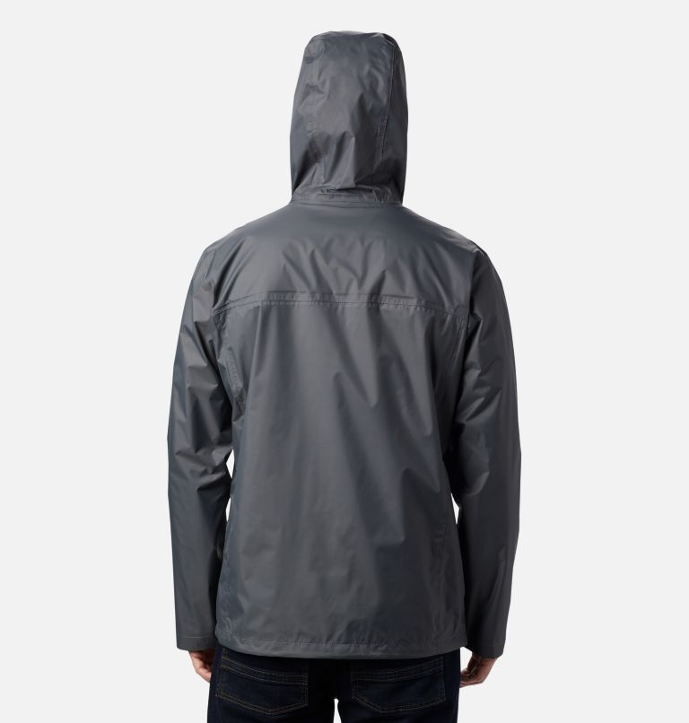 Watertight™ II Jacket | 053 | 3XT Men's Watertight™ II Jacket - Tall, Graphite, back