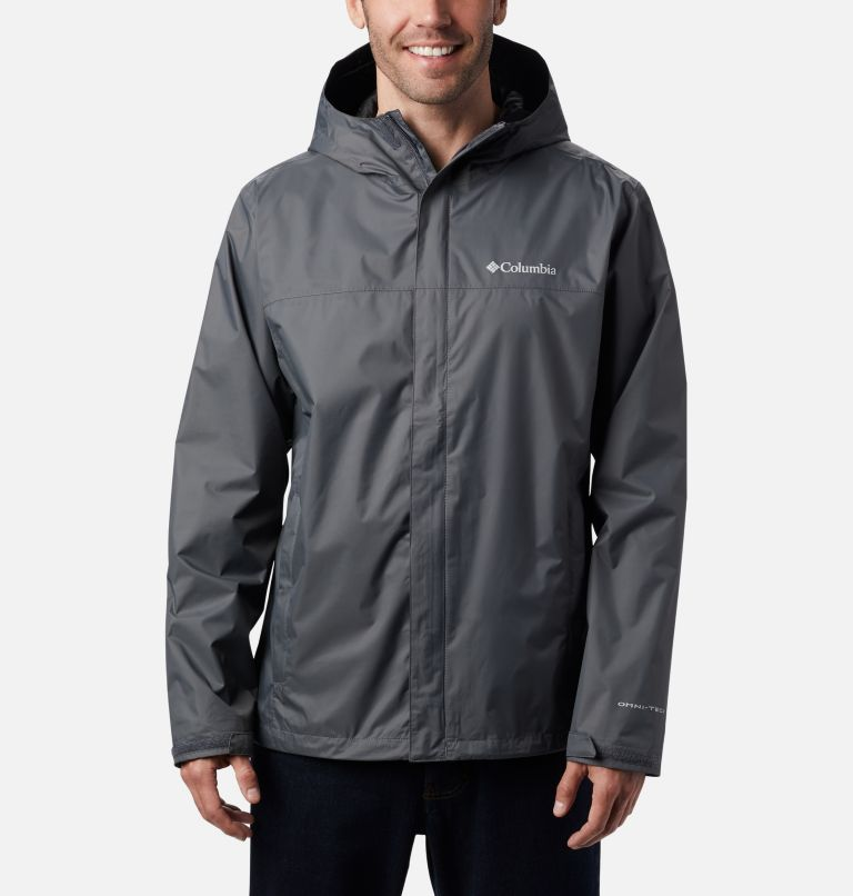 Watertight™ II Jacket | 053 | 2XT Men's Watertight™ II Jacket - Tall, Graphite, front