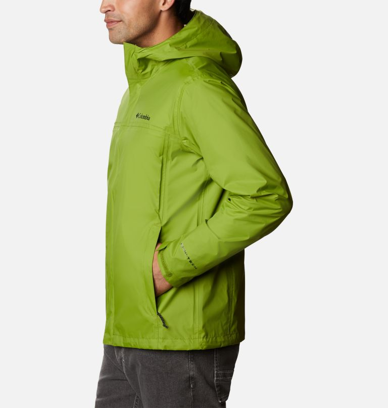Watertight™ II Jacket | 352 | 3XT Men's Watertight™ II Jacket - Tall, Matcha, a1