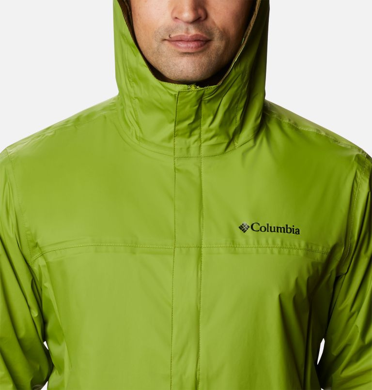 Watertight™ II Jacket | 352 | 3XT Men's Watertight™ II Jacket - Tall, Matcha, a2