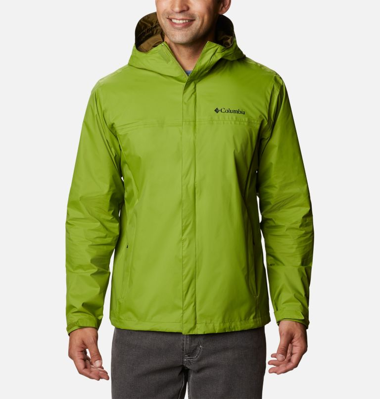 Watertight™ II Jacket | 352 | 3XT Men's Watertight™ II Jacket - Tall, Matcha, front