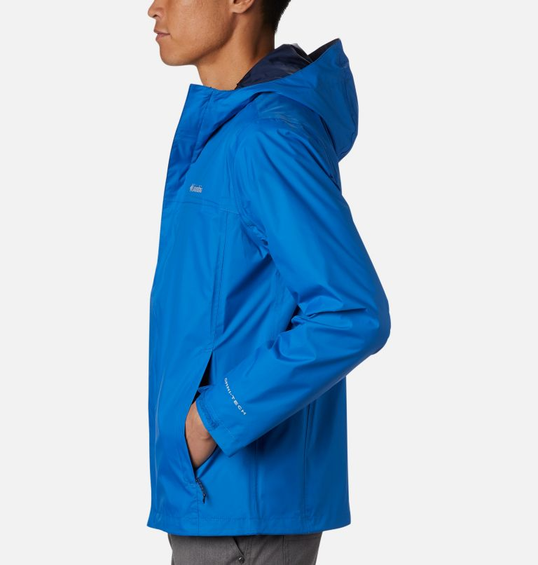 Watertight™ II Jacket | 433 | 4XT Men's Watertight™ II Jacket - Tall, Bright Indigo, a1