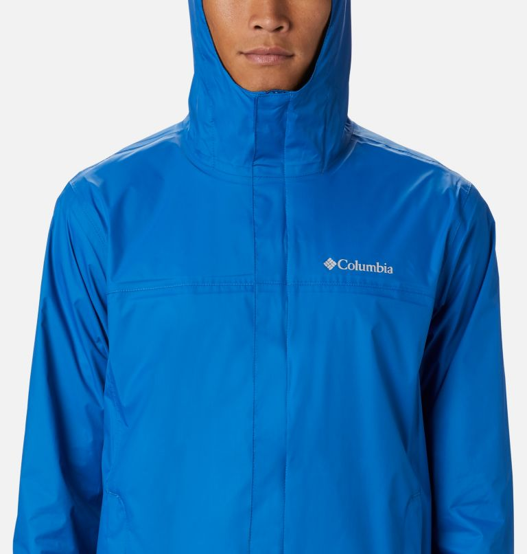 Watertight™ II Jacket | 433 | 4XT Men's Watertight™ II Jacket - Tall, Bright Indigo, a2