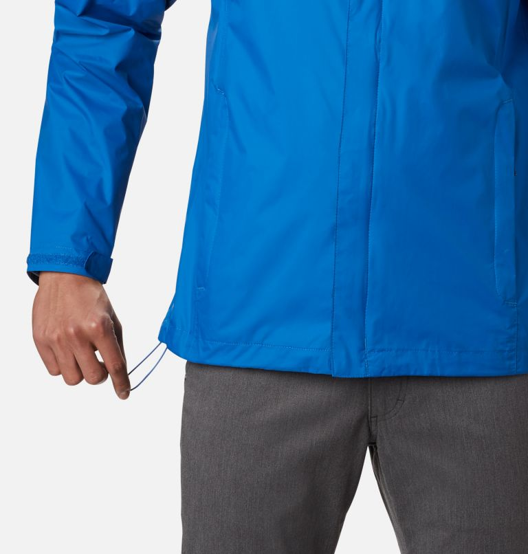 Watertight™ II Jacket | 433 | 4XT Men's Watertight™ II Jacket - Tall, Bright Indigo, a3
