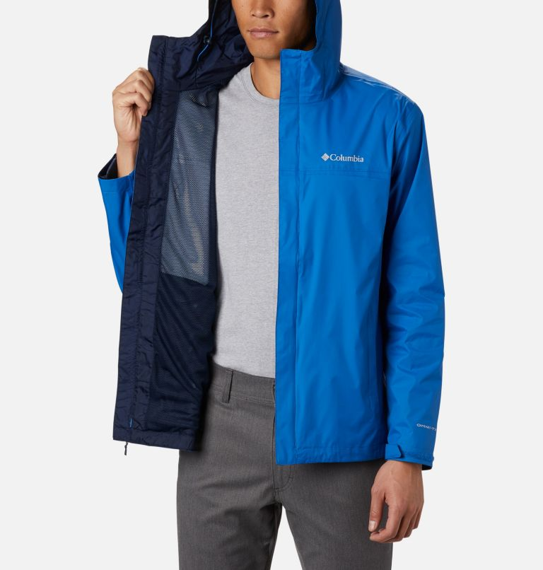 Watertight™ II Jacket | 433 | 4XT Men's Watertight™ II Jacket - Tall, Bright Indigo, a4