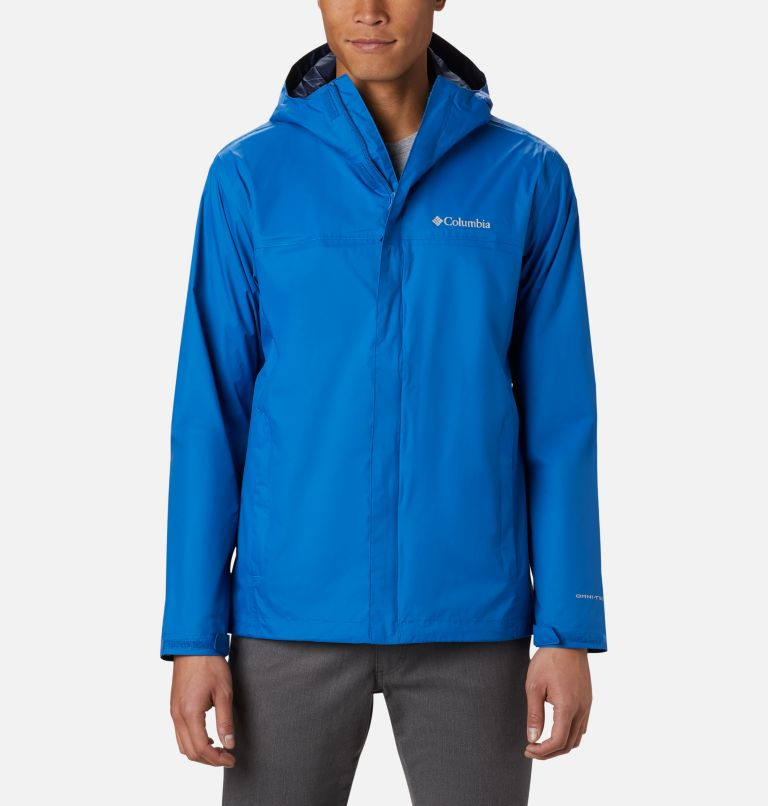 Watertight™ II Jacket | 433 | 4XT Men's Watertight™ II Jacket - Tall, Bright Indigo, front