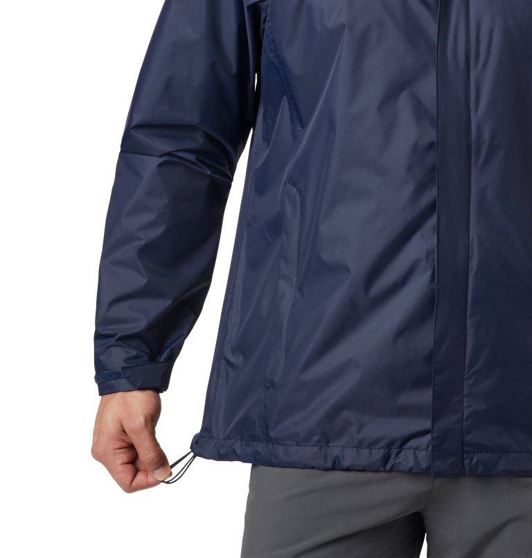 Watertight™ II Jacket | 464 | 3XT Men's Watertight™ II Jacket - Tall, Collegiate Navy, a2