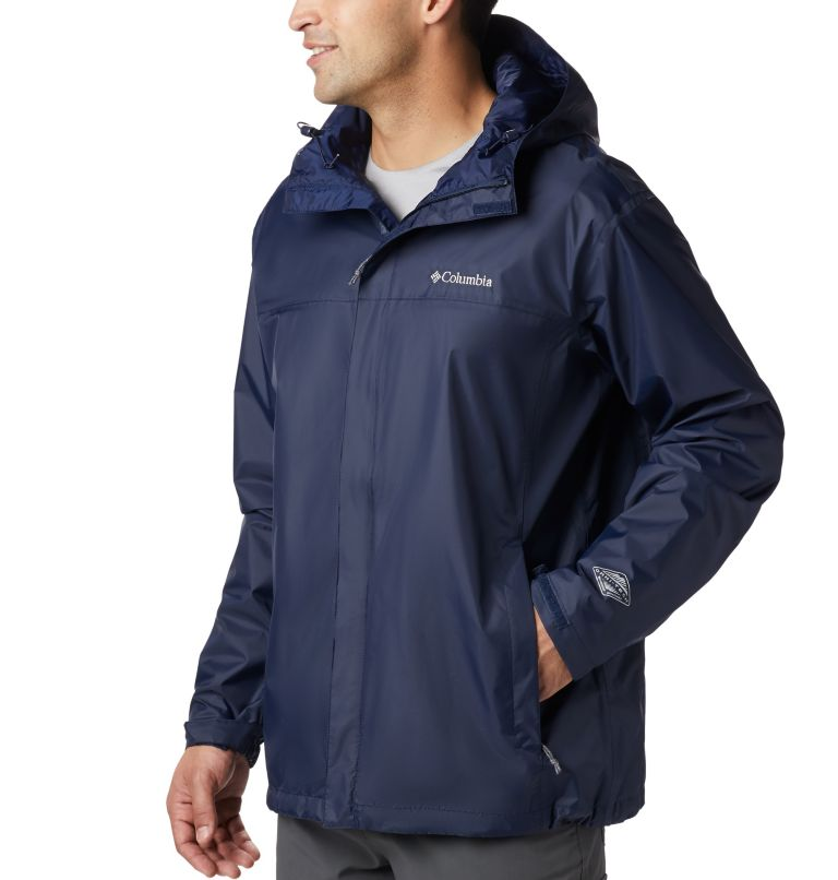 Watertight™ II Jacket | 464 | 3XT Men's Watertight™ II Jacket - Tall, Collegiate Navy, a4