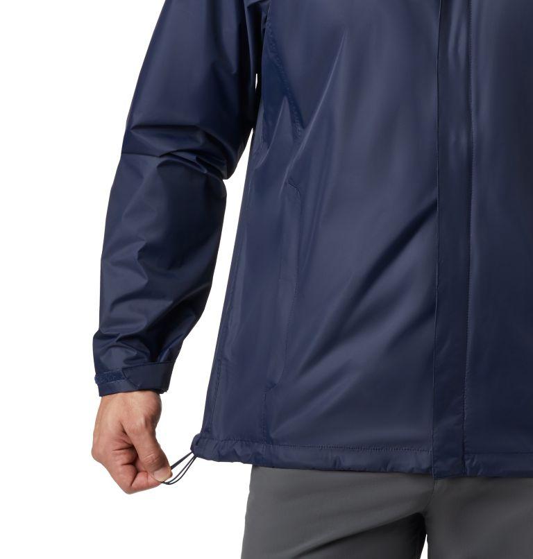 Watertight™ II Jacket | 464 | 4XT Men's Watertight™ II Jacket - Tall, Collegiate Navy, a5
