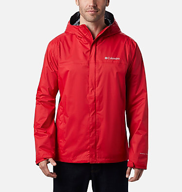 Manteau Watertight™ II pour homme – Grande taille Watertight™ II Jacket | 433 | 2XT, Mountain Red, front