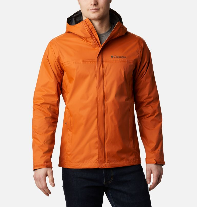 Watertight™ II Jacket | 820 | 3XT Men's Watertight™ II Jacket - Tall, Harvester, front