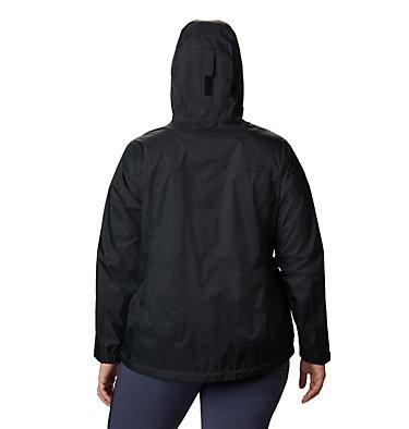EvaPOURation™ Jacket EvaPOURation™ Jacket | 010 | 1X, Black, back