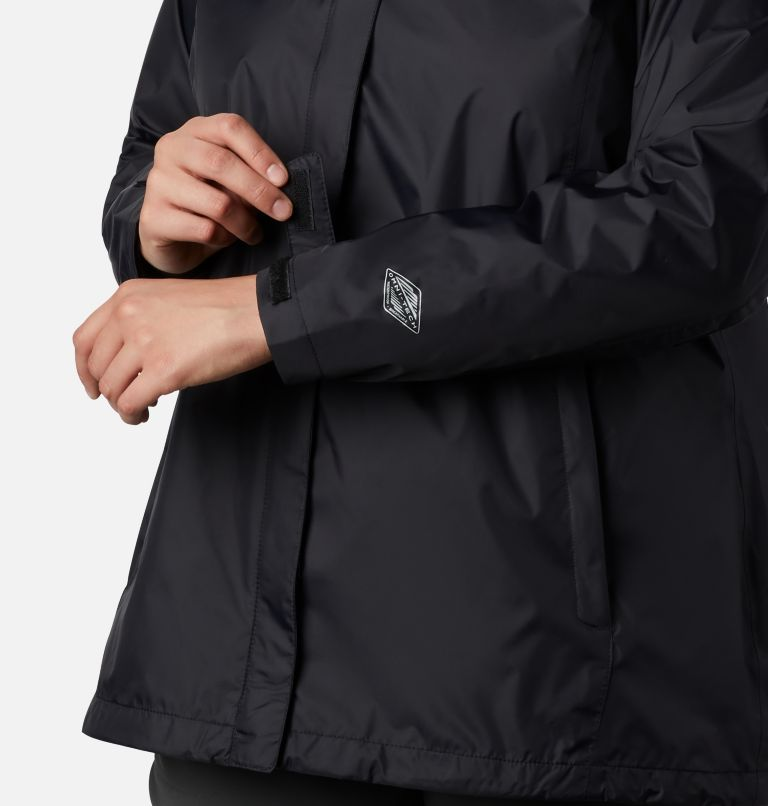 Arcadia™ II Jacket | 010 | 1X Women's Arcadia™ II Jacket - Plus Size, Black, a1