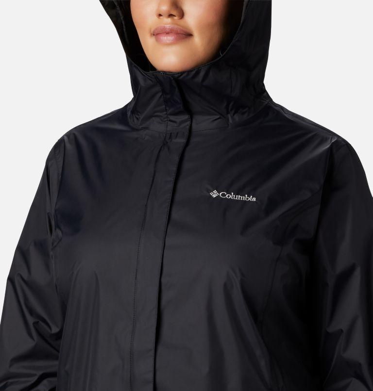 Arcadia™ II Jacket | 010 | 1X Women's Arcadia™ II Jacket - Plus Size, Black, a2