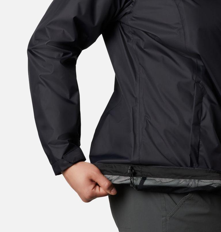 Arcadia™ II Jacket | 010 | 1X Women's Arcadia™ II Jacket - Plus Size, Black, a3