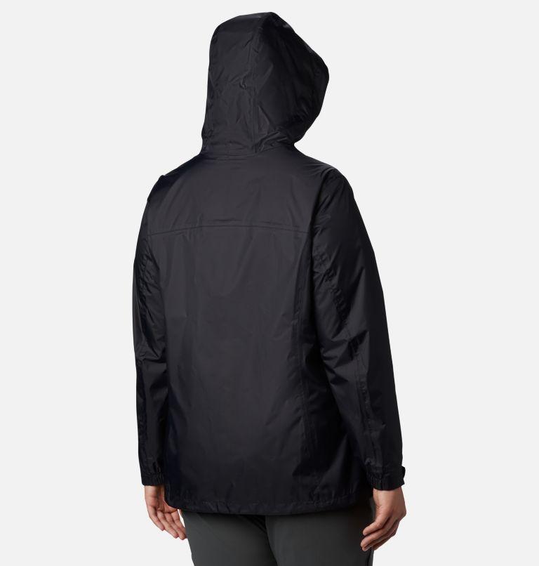 Arcadia™ II Jacket | 010 | 1X Women's Arcadia™ II Jacket - Plus Size, Black, back