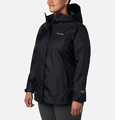 Women's Arcadia™ II Jacket - Plus Size Arcadia™ II Jacket | 584 | 1X, Black, front