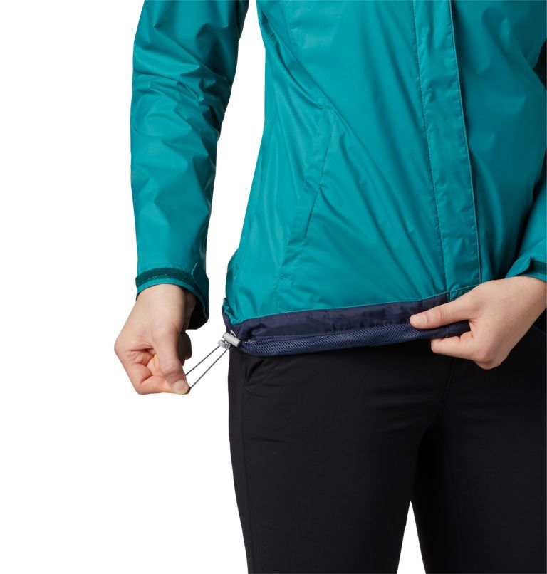 Arcadia™ II Jacket | 340 | 2X Women's Arcadia™ II Jacket - Plus Size, Waterfall, a2