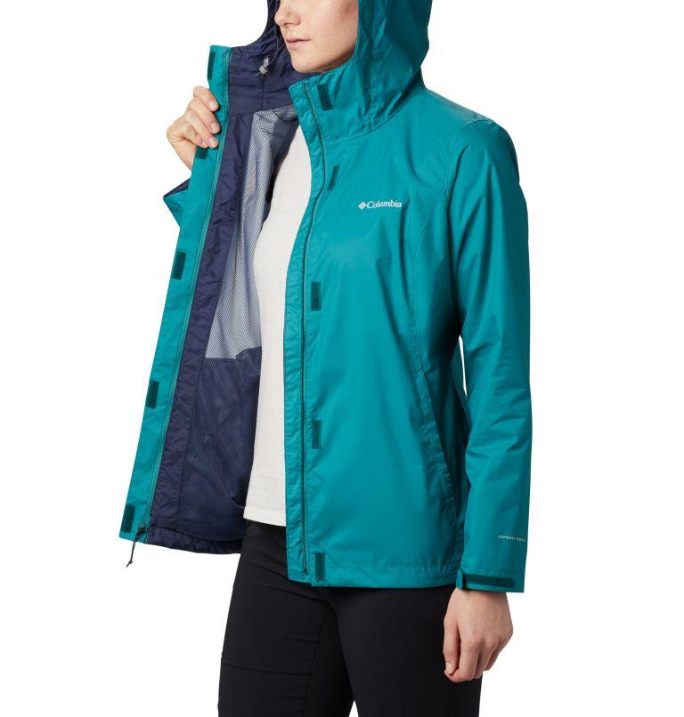 Arcadia™ II Jacket | 340 | 2X Women's Arcadia™ II Jacket - Plus Size, Waterfall, a3